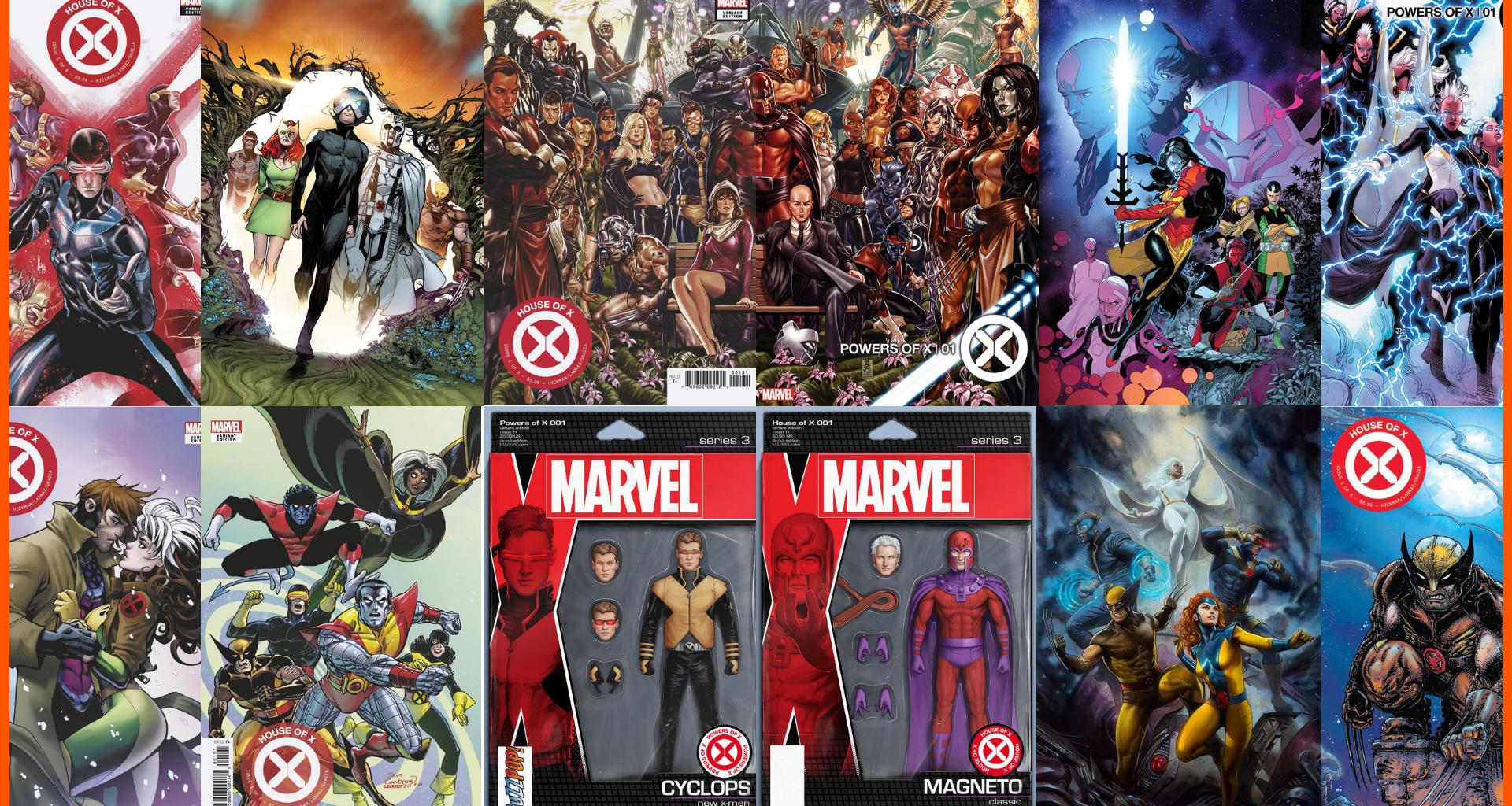 5 Era Penting Dalam Sejarah Komik X-MEN!