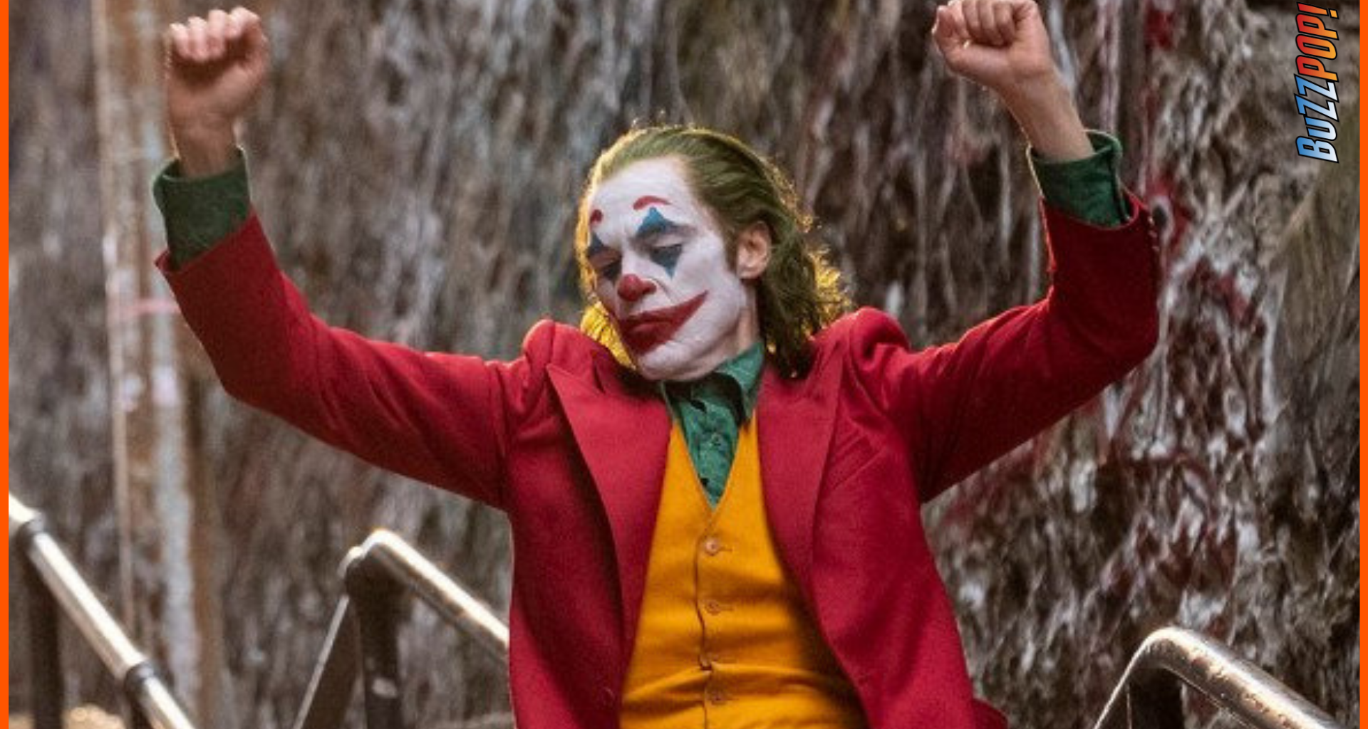 JOKER Wins Venice Film Festival!