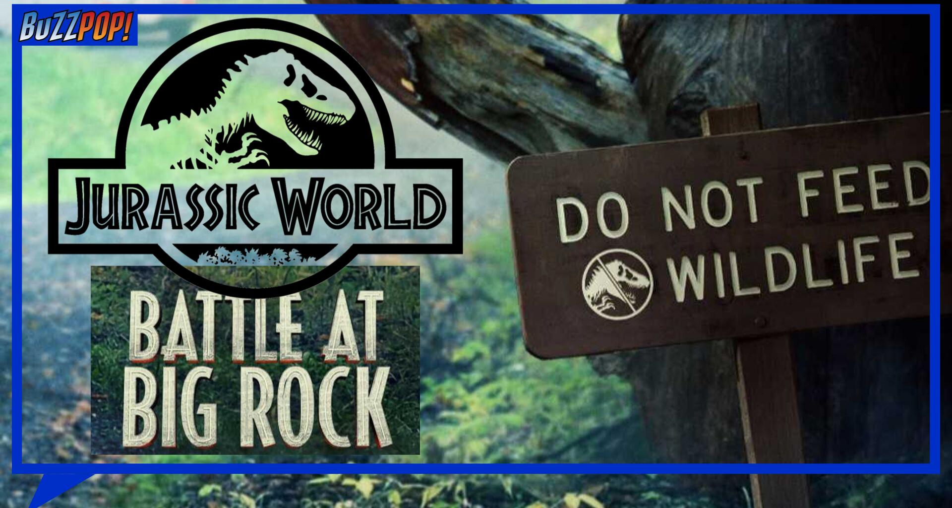 Banner Jurassic World 3: Battle At Big Rock
