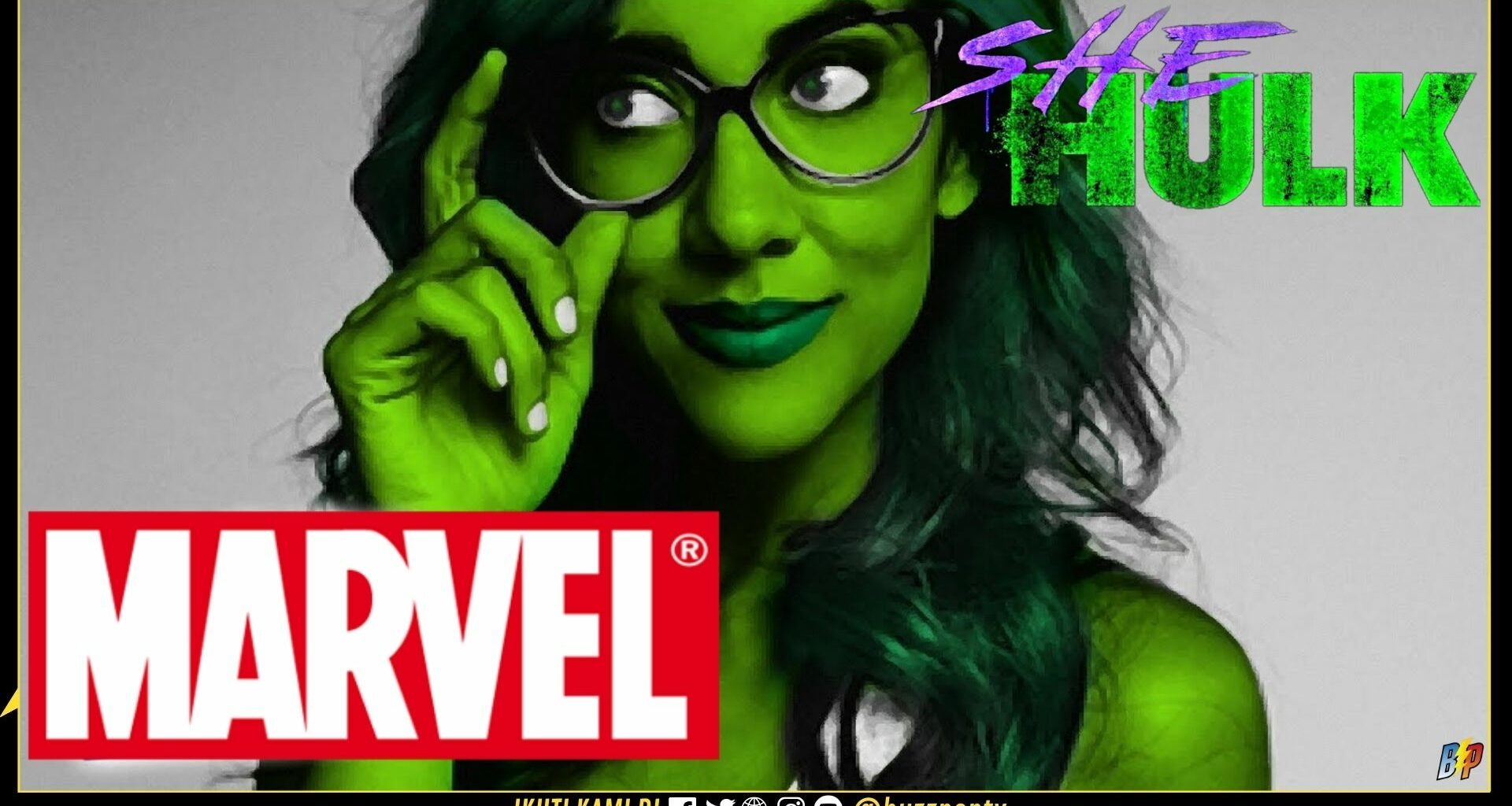 Stephanie Beatriz (Brooklyn 99) on playing She-Hulk