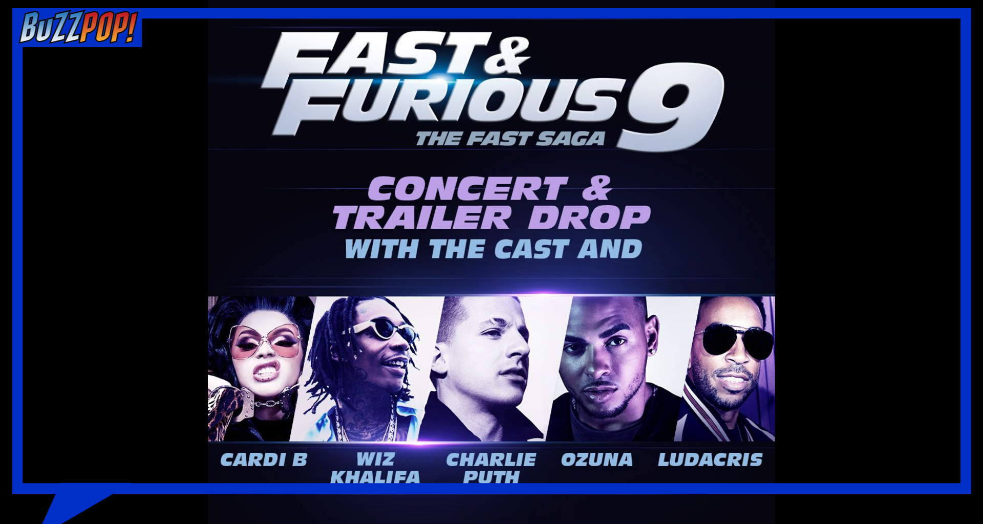 Road to Fast & Furious 9