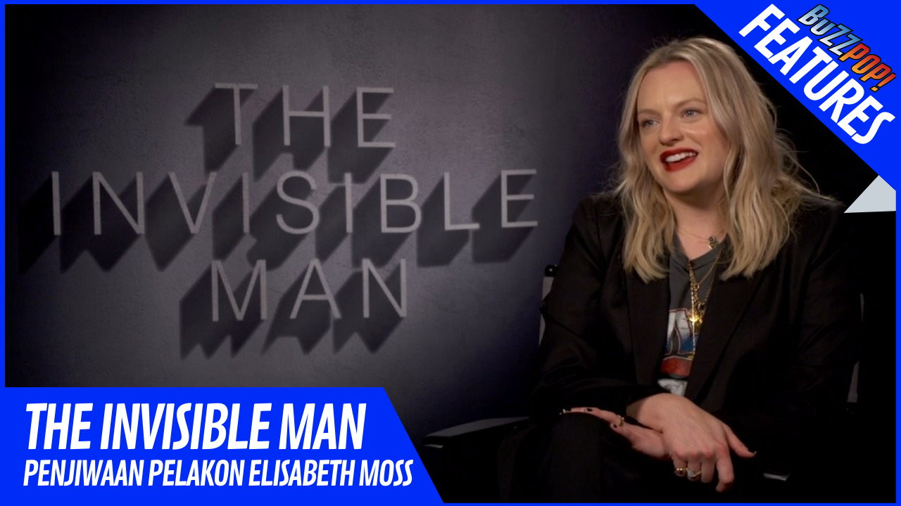 Features THE INVISIBLE MAN Elisabeth Moss