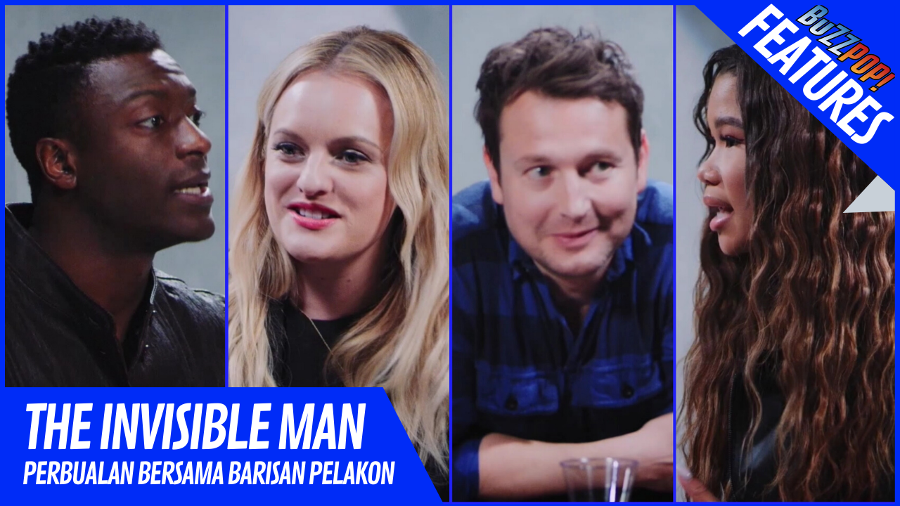 Features THE INVISIBLE MAN Cast Interview
