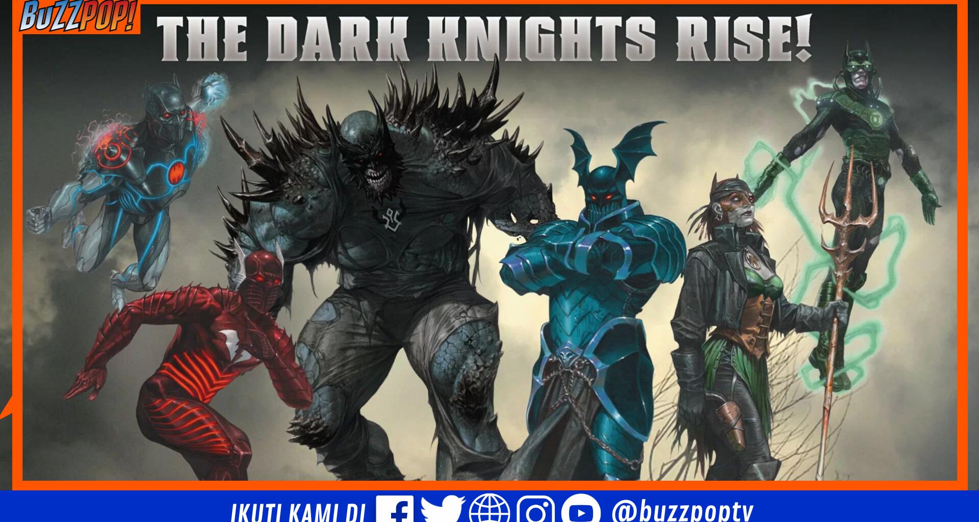 DARK KNIGHTS: METAL DC Multiverse McFarlane Toys