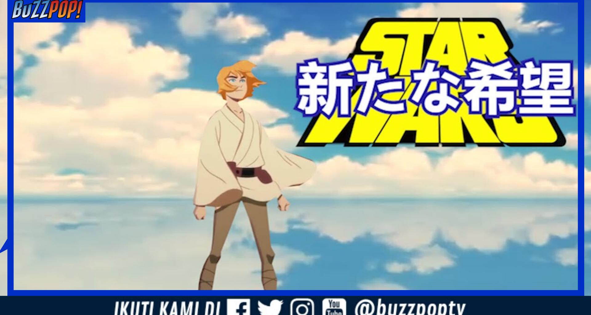 STAR WARS Anime (Scoundrel Media)