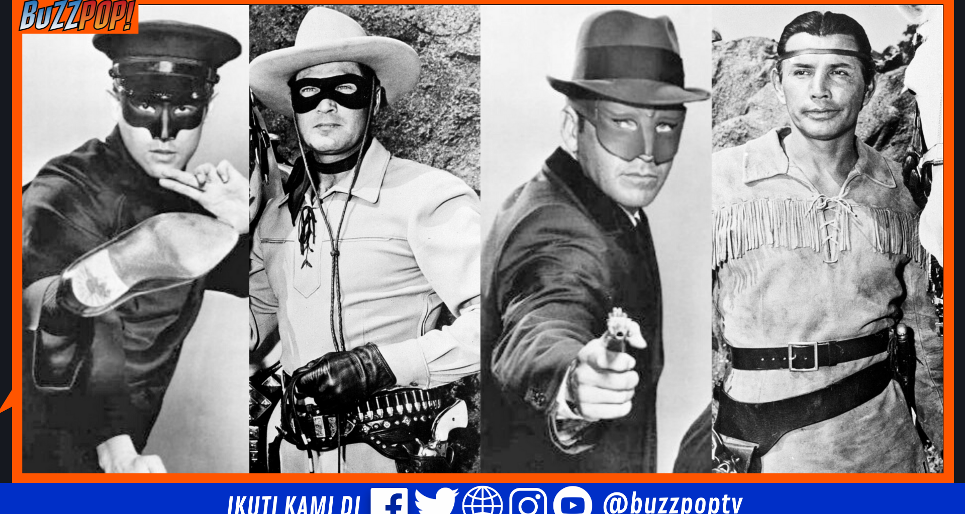 The Lone Ranger The Green Hornet connection