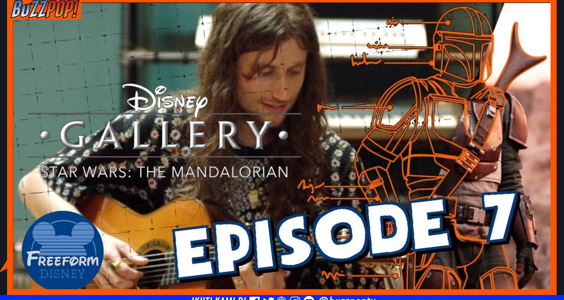 Disney Gallery THE MANDALORIAN S07 Ludwig Goransson