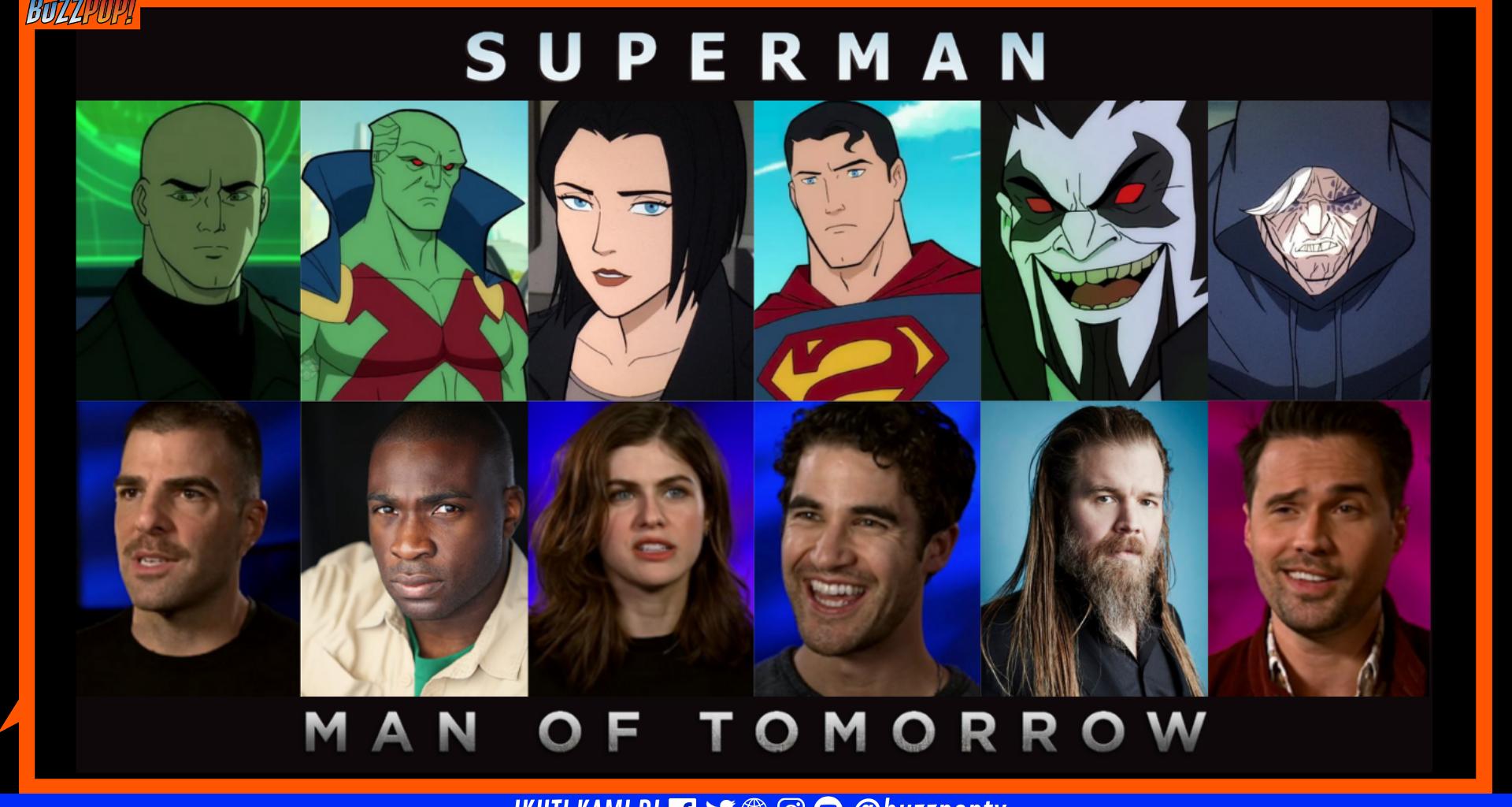 DC Animation SUPERMAN: MAN OF TOMORROW (2020)