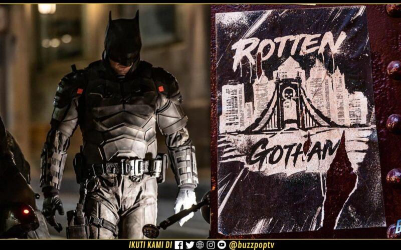 20 The Batman Set Photos From Chicago, USA