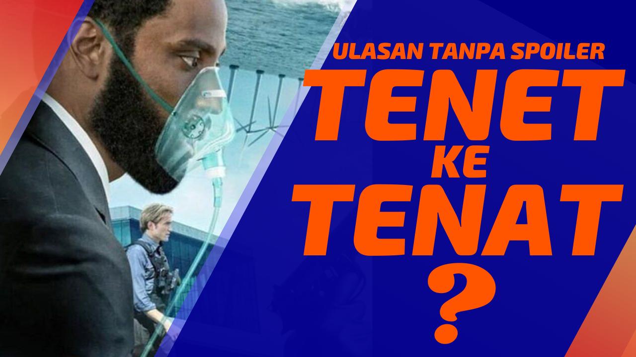 TENET Non Spoiler Film Review
