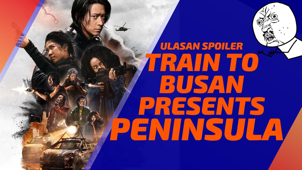 Train To Busan Presents Peninsula Movie Reviewv